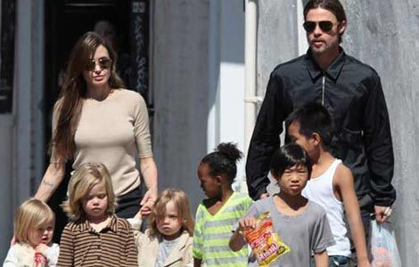 Brad Pitt Abused, Yelled At Children? FBI Launches Investigation