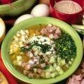 Как приготовить холодные летние супы: топ 5 рецептов  - рецепт, ингредиенты и фотографии