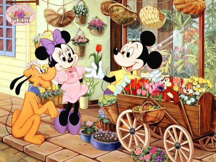 Micky Maus - Desktop-Hintergrundbilder: http://wallpapic.de/cartoons-und-fantasie/micky-maus/wallpaper-28143