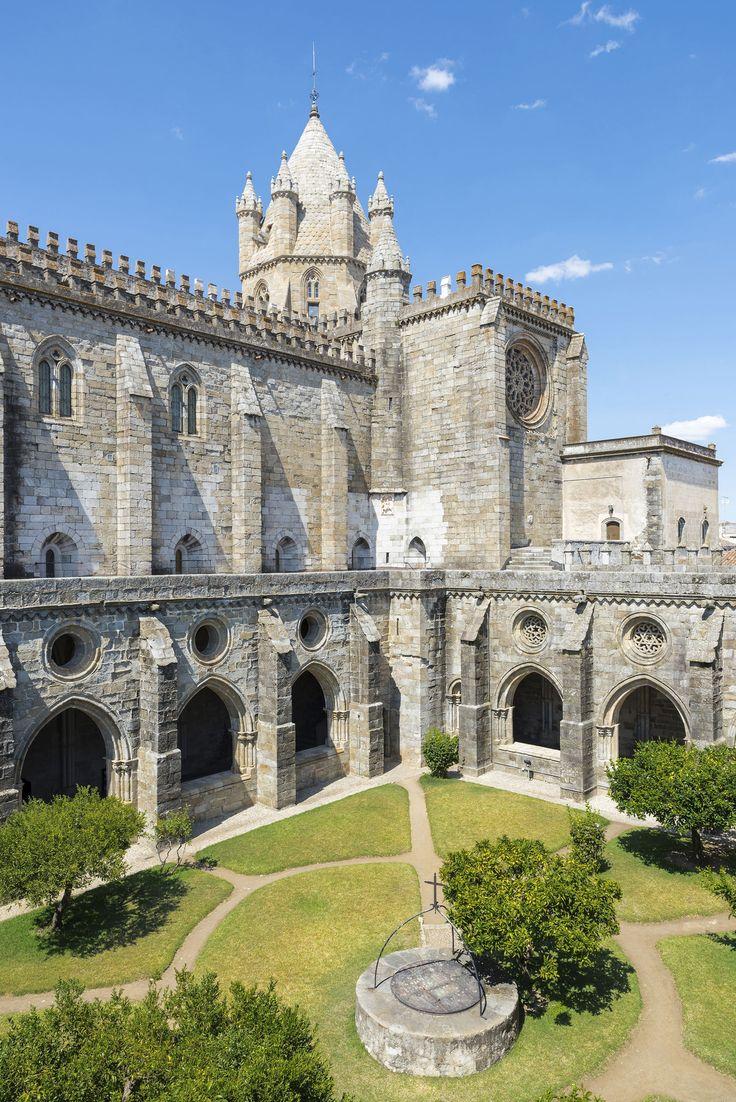 old Évora, Portugal