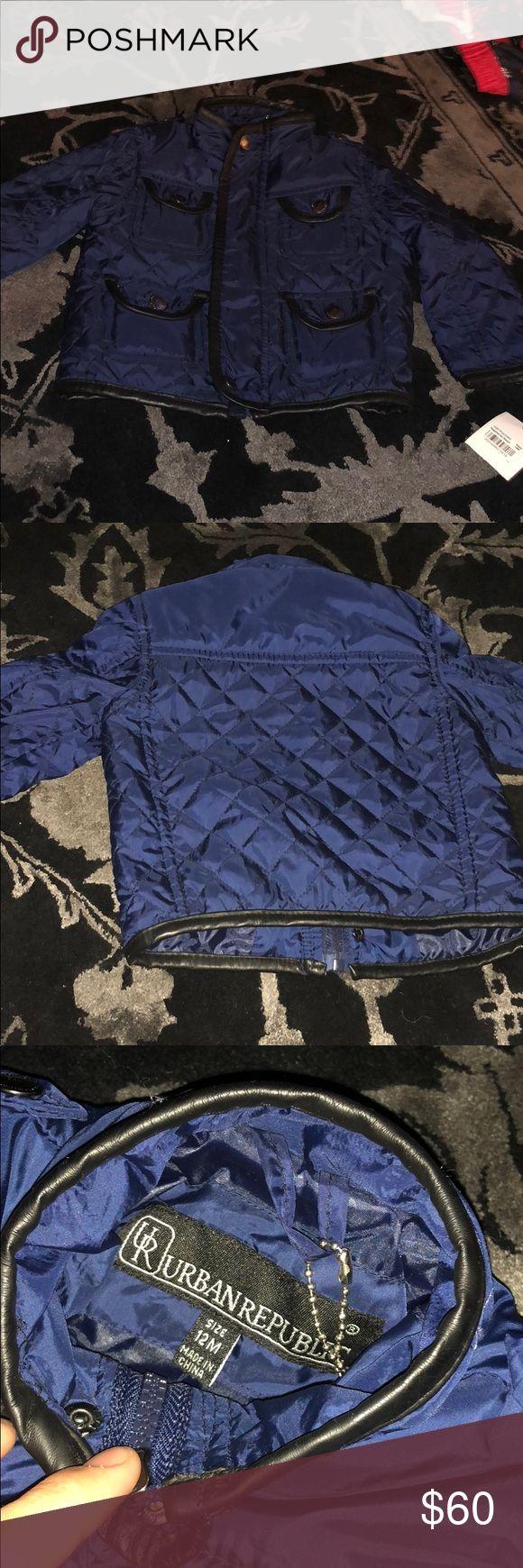 Baby jacket raincoat Baby rain jacket raincoat brand new with tags Bloomingdales Urban Republic Jackets & Coats Raincoats