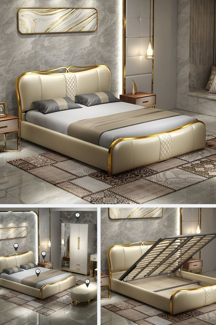 Mebel 2021 In 2021 Bedroom Bed Design Bedroom Furniture Design Bed Design Modern Bedroom bad design 2021