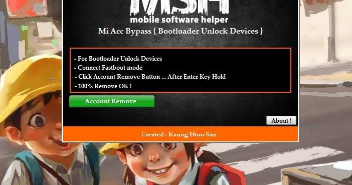 Mi Account Bypass Tool {Bootloader Unlock Devices} Free
