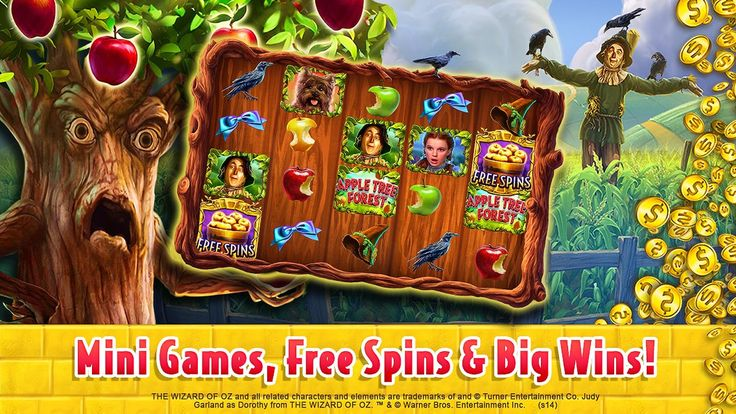 Wizard Of Oz Free Slots Casino Android Apps On Google