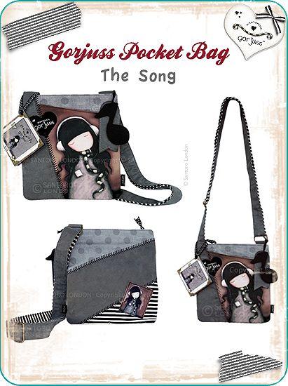 Gorjuss Pocket Bag The Song by `gorjuss on deviantART