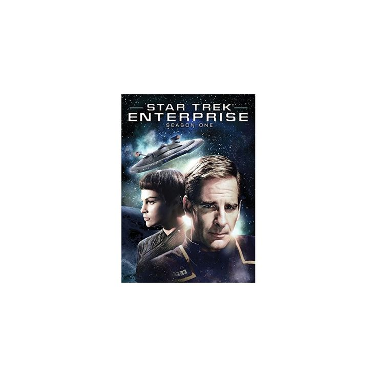 Star Trek: Enterprise - the Complete First Season (Dvd)