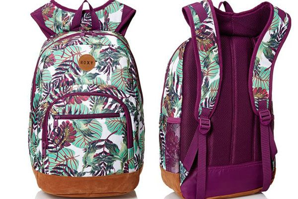 roxy backpacks for girls - Highly functional backpack with padded laptop sleeve