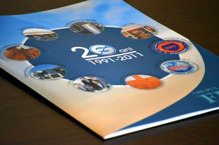 Anniversary folder