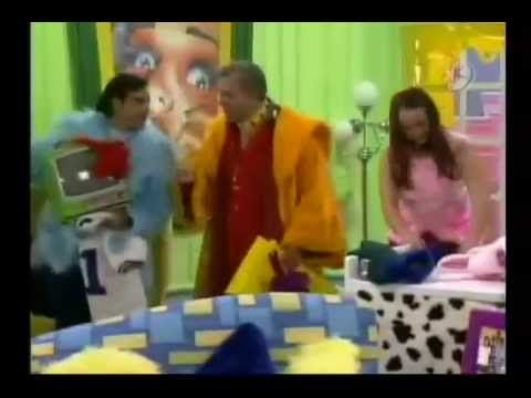 La Familia Peluche primera temporada capitulo 6 El Primo de Oro