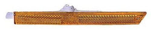 1996 Chevrolet Beretta Right Passenger Side Front Side Marker Light Assembly In The Bumper Gm2551173