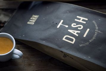Dash Espresso | Packaging