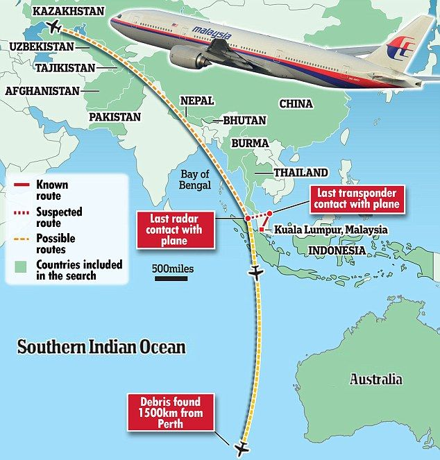 MH370's disappearance was 'crew-related and well planned': Expert says location of 'debris' suggests pilot intervention as search for ghost plane resumes in 10,000ft of water. -Aviation expert says the search area increases likelihood that MH370 pilots deliberately flew plane off course; Expert Neil Hansford says: 'This was well structured and well planned'; Search back on as air teams joined by both military and commercial ships...