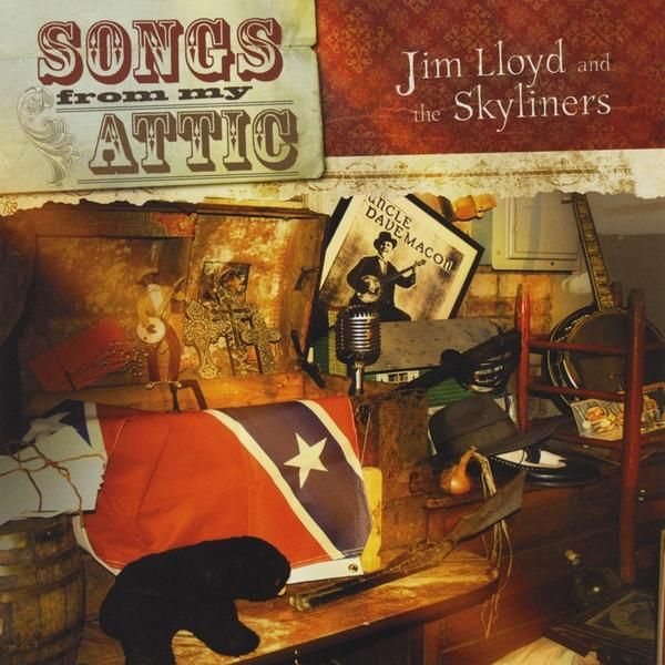 Jim & The Skyliners Lloyd - Songs From My Attic