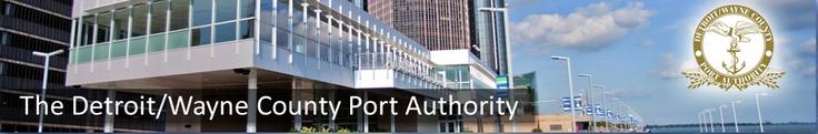 Detroit-Wayne County, Michigan Port Authority Page