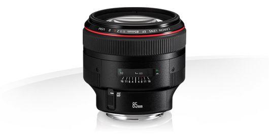 Das Canon EF 85mm 1.2 L. Das schönste Objektiv auf Erden. Ich hoffe, es wird nie niemals geupdated, denn schöner kann es nicht mehr werden.