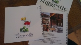 Restaurant - Feestzalen Sint-Jorishoeve