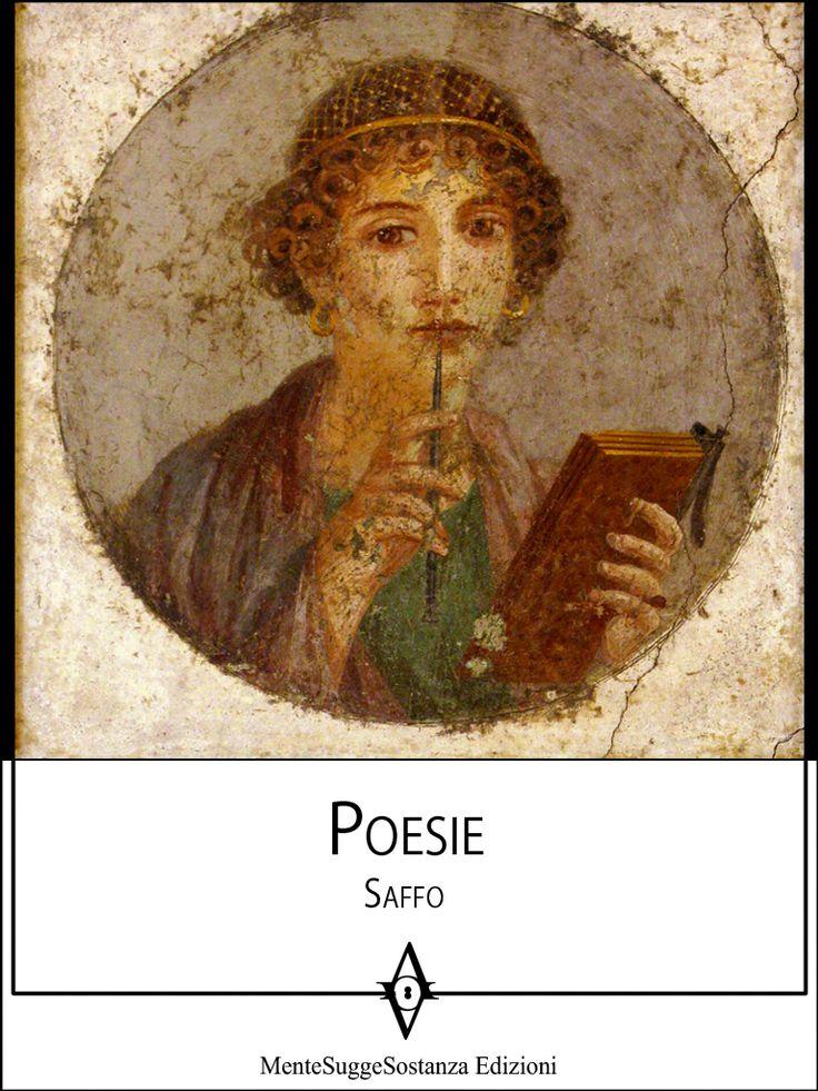 I MIEI SOGNI D'ANARCHIA - Calabria Anarchica: Saffo, Poesie Cover Book