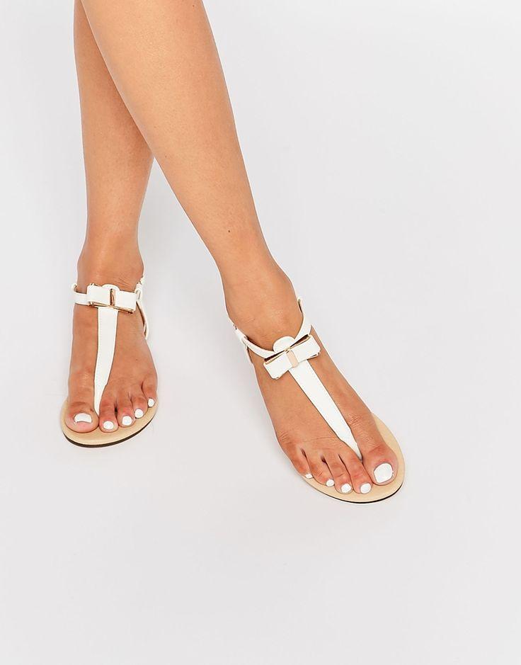 Bild 1 von Oasis – Flache Sandalen mit Schleife vorne