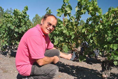 Monsieur Miecaze sera ravi de vous rencontrer pour vous faire découvrir son vignoble. Pour cela il vous suffit de réserver votre visite sur Wine Tour Booking