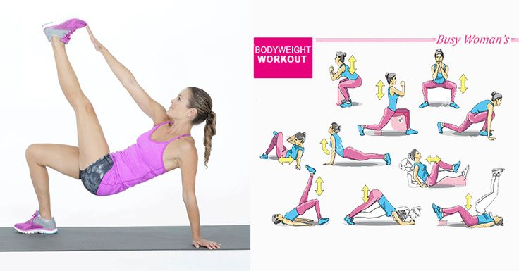 Another name for this workout is a waist training. When you try them once, you'll really include them in your routine immediately. These exercises are really effective and you'll not find any other that will make you gain the best results.