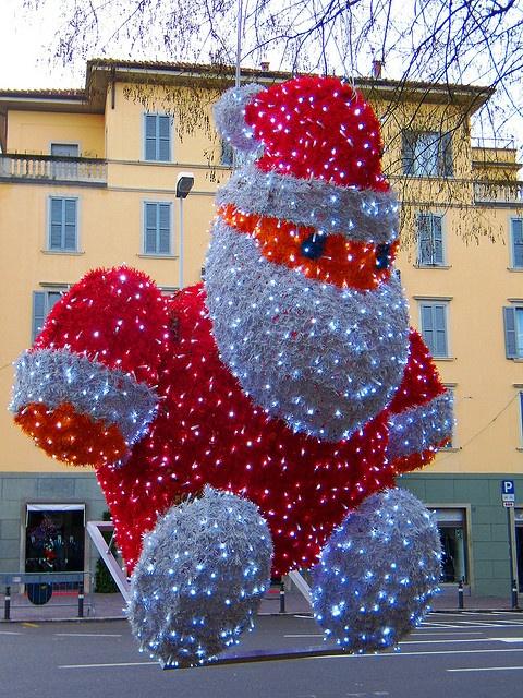 Christmas in Bergamo, Italy