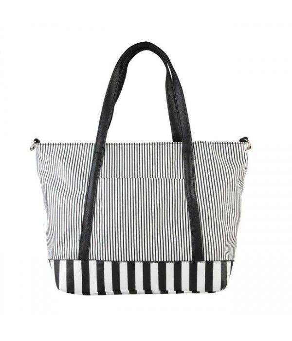 GEANTA PIERRE CARDIN STRIPES #geanta #pierrecardin #fashion #moda #cadouri