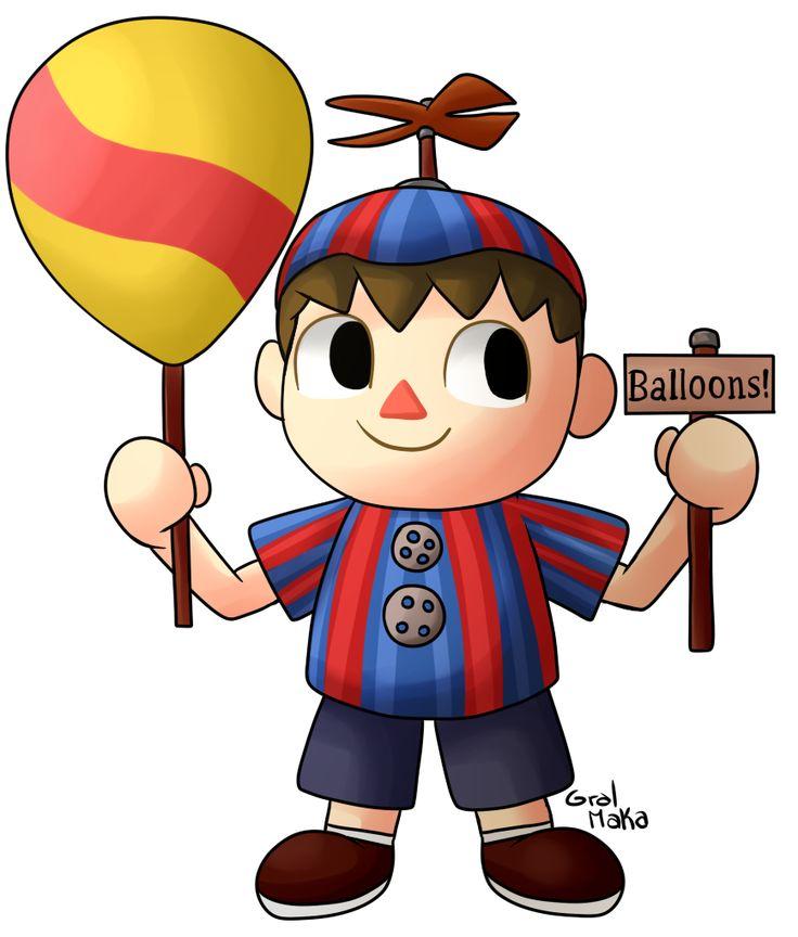 Balloon Boy- Five Nights at Freddy's 2