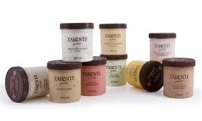 Talenti gelato e Sorbetto: Mediterranean Mint, Black Cherry and Double Dark Chocolate Reviews (gluten free)