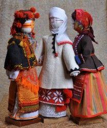 куклы-мотанки Людмилы Павловой
