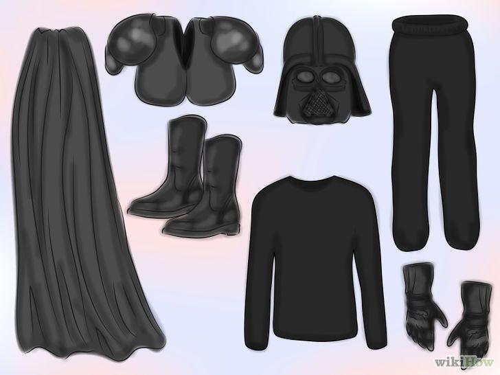 Make a Darth Vader Costume Step 15