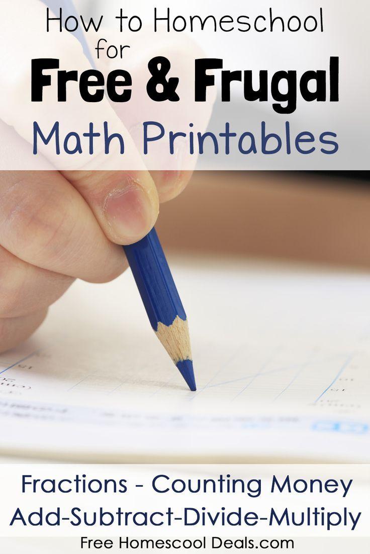 113 best Free Homeschool Math images on Pinterest | Homeschooling ...