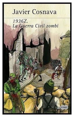 1936Z Guerra Civil Zombi de Javier Cosnada