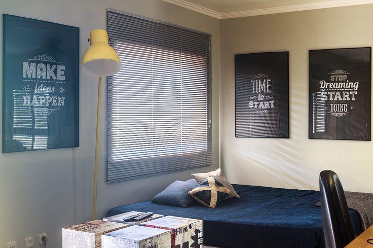 Teenager Room #moderninteriors #livingpursuit #brainstorm #brainfood #Inspire #interiordesign #homedecor #homeinspirations #inspirations #mariavilhenadesign
