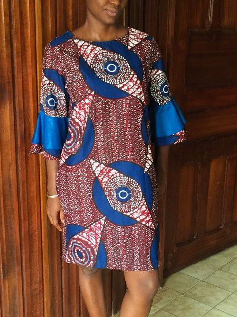 Abbigliamento africano cera stampa africana stampa di shopkambia