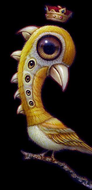 Bird Prince 02 Naoto Hattori