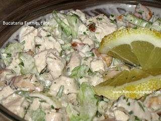Salata de Pui cu Telina, Poza 5