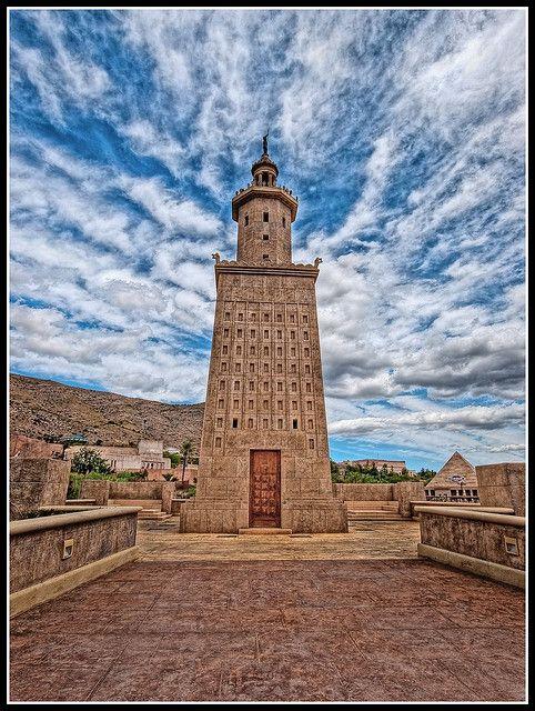 Algunos monumentos importantes en Alejandría - blogs de Viajes