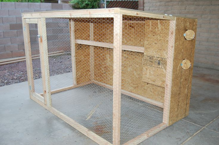 Homemade 4x6 chicken coop when i get chickens i am going for 4x6 chicken coop