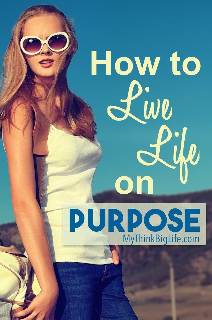 Living life ON purpose and WITH purpose gives me more satisfaction than chasing…