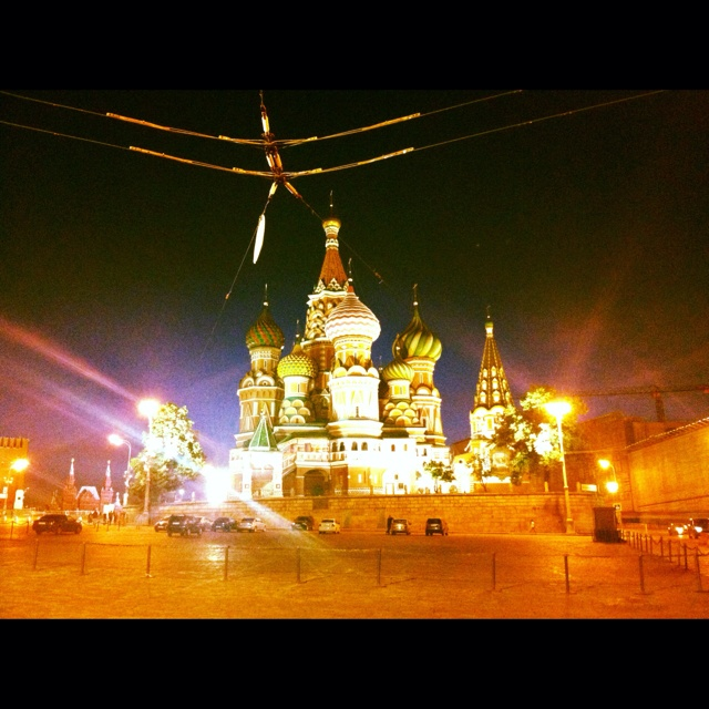 Moscow, the Russian pride