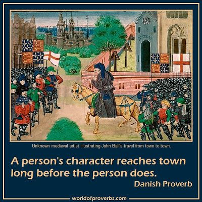 World of Proverbs - Famous Quotes: Danish