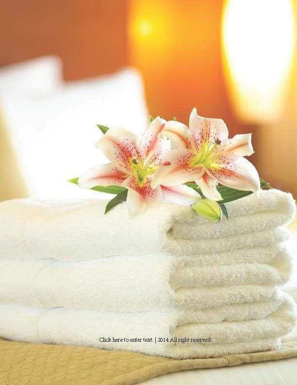 massage ebook layout