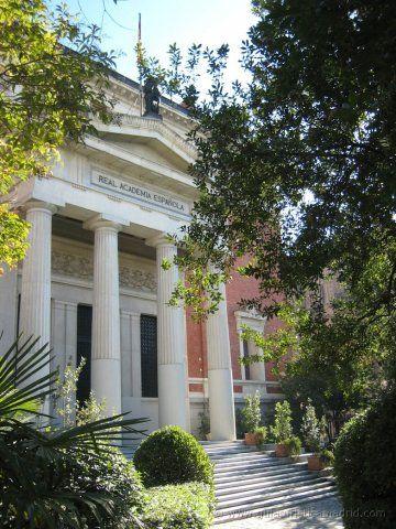 Real Academia de la Lengua. Madrid.