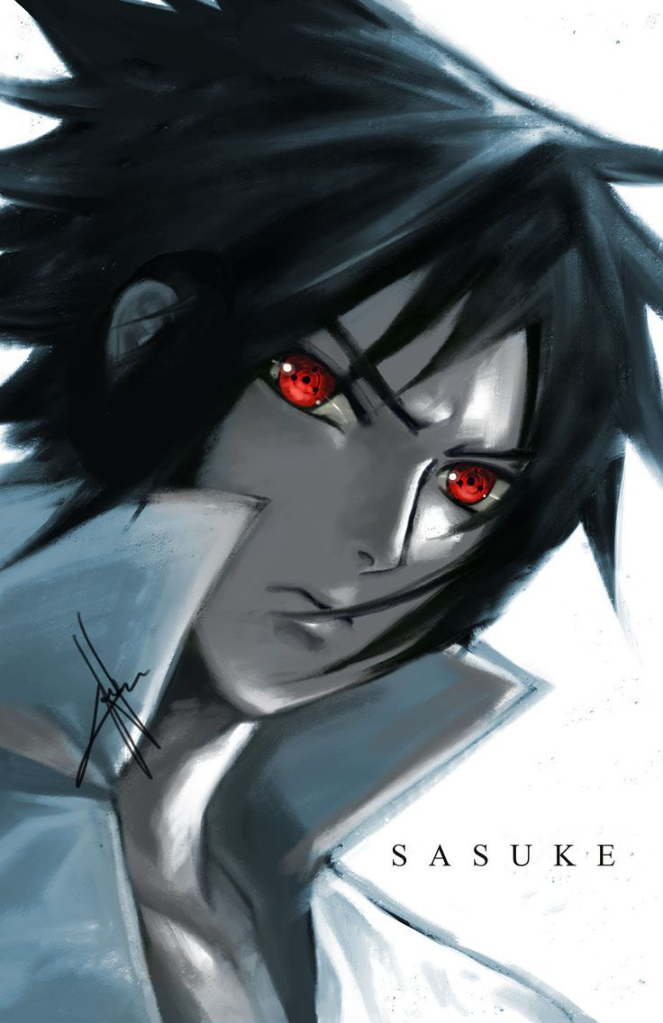 """Sharingan Eyes - Sasuke"" by morbidprince."