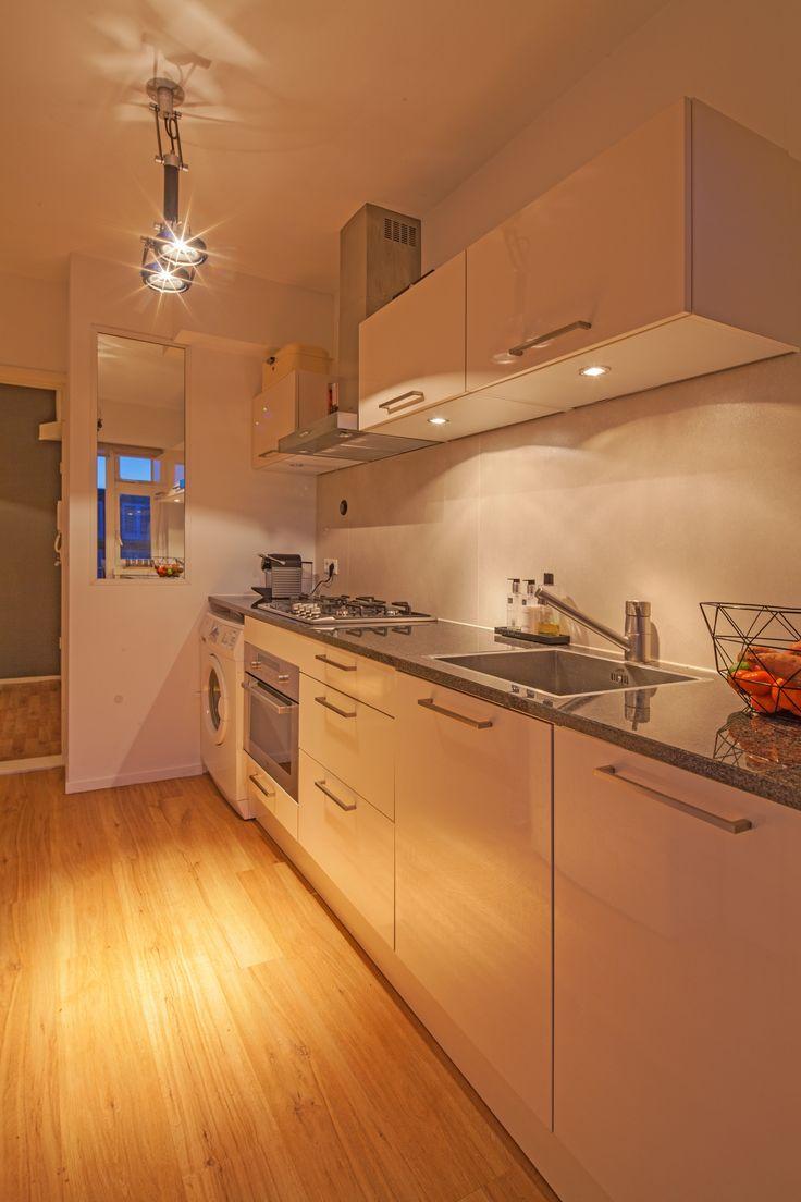 Small Kitchen - Haarlem - Modular Nomad Lighting