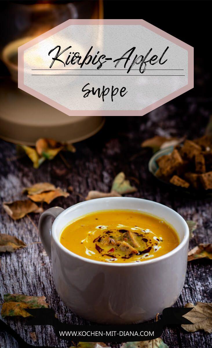 Hauptfarbdesign-bilder draußen kürbisapfelsuppe in   rezeptideen  pinterest  apple soup