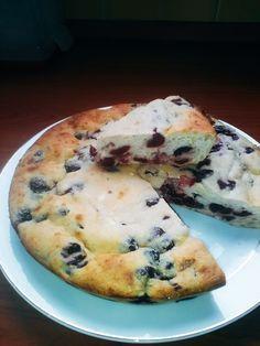 farkaselet: Szénhidrátmentes, meggyes kevert sütemény (gluténmentes, cukormentes, szénhidrátszegény)