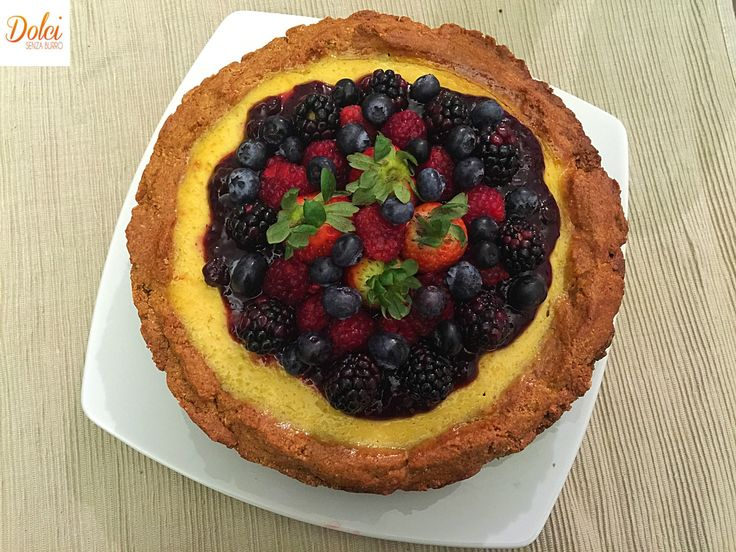 New York Cheesecake Light - Dolci Senza Burro