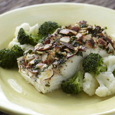 Fish Fillets with Almonds | Favorite FIsh ~ L love! | Pinterest