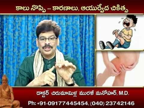 Leg Pain, Causes and Ayurveda Treatment in Telugu by Dr. Murali Manohar ... http://whymattress.com/how-to-choose-the-best-mattress-for-back-pain/